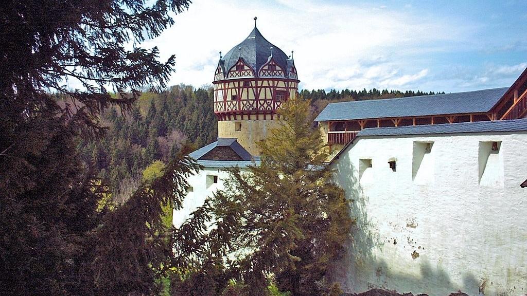 Schloss Burgk / Zacke82 / CC-BY-SA 3.0