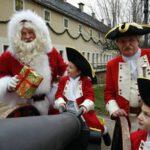 Historisch-romantischer Weihnachtsmarkt auf der Festung Königstein