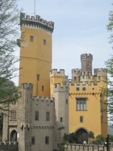 Schloss Stolzenfels: Preußischer Wiederaufbau / Foto: Burgerbe.de