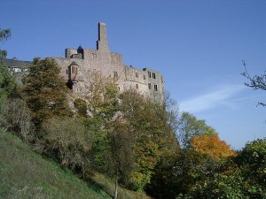 Schloss Oberstein / Foto: Wikipedia/Rkal/ CC Attribution-Share Alike 3.0 Unported