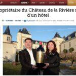 Chateau de la Rivière: Chinesischer Milliardär Lam Kok stirbt bei Hubschrauberabsturz