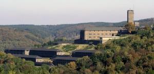 Burg Vogelsang ist jetzt ein Flächendenkmal / Foto: Wikipedia / VoWo / CC-BY-SA-3.0