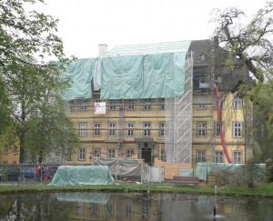 Schloss Gersfeld © Dr. Karin Gehrmann/Deutsche Stiftung Denkmalschutz