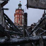 Schloss Ehrenstein: Wiederaufbau bis 2017