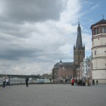 Einstiges Düsseldorfer Schloss: Wo die kopflose Markgräfin spukt