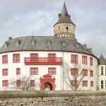 Schloss Oelber mit Treppenturm heute / Foto: Wikipedia/Axel Hindemith/gemeinfrei