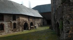 Die ehemalige Burgmühle: Heute Restaurant und Standesamt / Foto: Wikipedia / Helge Rieder / CC-BY-SA-3.0