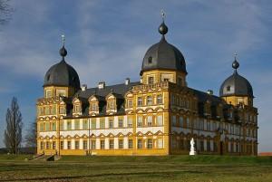 Die bischöfliche Sommerresidenz Schloss Seehof / Foto: Wikipedia / Reinhard Kirchner / C-BY-SA-3.0-migrated
