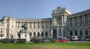 Die Neue Burg der Hofburg am Heldenpatz / Bild: Wikipedia / Peter Gersbach / CC-BY-SA-3.0-migrated