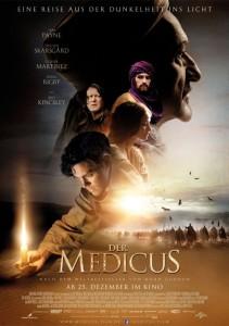 """Das Filmplakat zu """"Der Medicus"""" / Bild: Universal Pictures"""