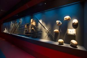 Ein Blick in die Ausstellung. Foto: HMB Peter Portner und Philipp Emmel