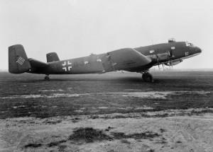 Junkers Ju 290 der in Mont-de-Marsan stationierten Fernaufklärungsgruppe 5 / Foto: Imperial War Museum/Public Domain
