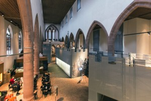 Blick ins KirchenschiffFoto: HMB Philipp Emmel