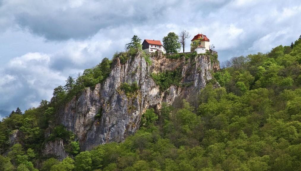 Schloss Bronnen Obere Donau