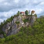 Schloss Bronnen: Schwäbischer Spuk und die Nazi-Führerin
