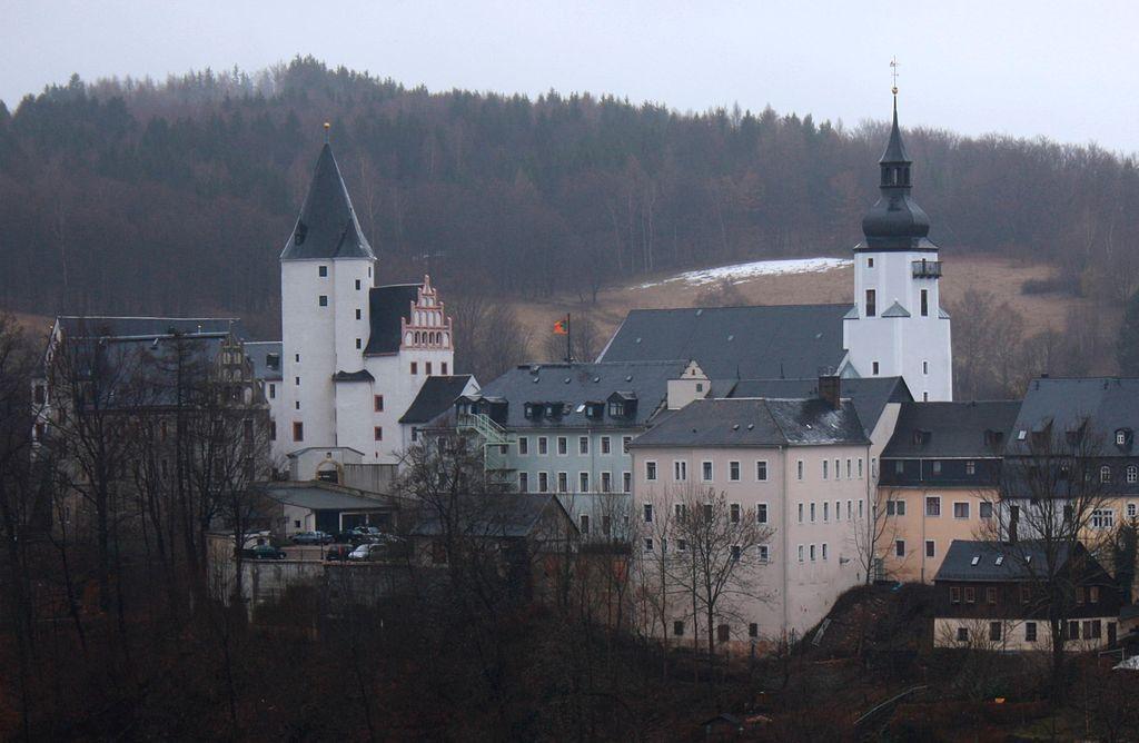 Schloss Schwarzenberg / Foto: Wikipedia / Devilsanddust / CC BY-SA 3.0