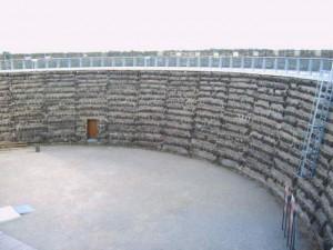 Das Innere der Slawenburg Raddusch / Foto: Wikipedia / Olaf2 / CC-BY-SA-3.0-migrated