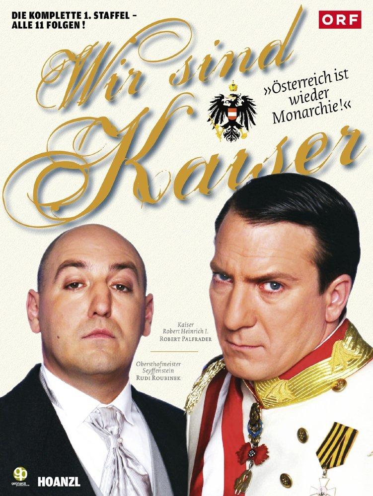 """DVD-Cover von """"Wir sind Kaiser"""", 1. Staffel / Bild: Amazon"""