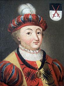 Entführungsopfer Prinz Ernst / Bild: Wikipedia/Public Domain