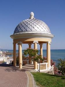 Strandpavillon in Sotchi / Foto: Wikipedia/Yufereff/Public Domain