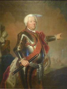 Schlossbesitzer: Soldatenkönig Friedrich-Wilhelm I. / Bild: Wikipedia / Public Domain