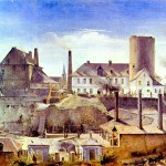 Industrialisierung: Als viele Burgen qualmten