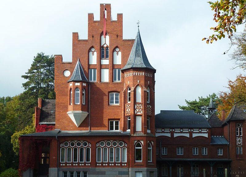 Schloss Kalkhorst / Foto: Wikipedia / Holger.Ellgaard / CC BY-SA 3.0