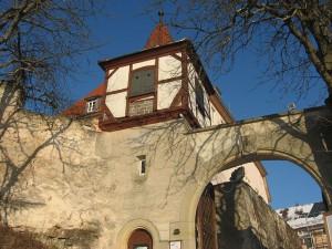 Tor von Schloss Roseck / Foto: Wikipedia/Rhgv/CC-BY-SA-3.0