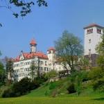 Schloss Waldenburg wird geschlossen: Eine Provinzposse
