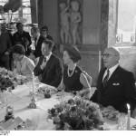 Schah, Queen, Gorbi: Staatsbesuche auf Schloss Benrath