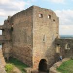 Wo Barbarossa ruhig schlef: Wie alt ist Burg Donaustauf?