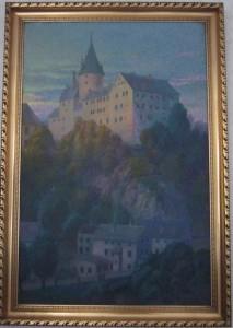Wer kennt diese Burg?