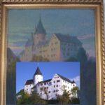 Familienrätsel gelöst: Altes Ölbild zeigt Schloss Schwarzenberg (Sachsen)