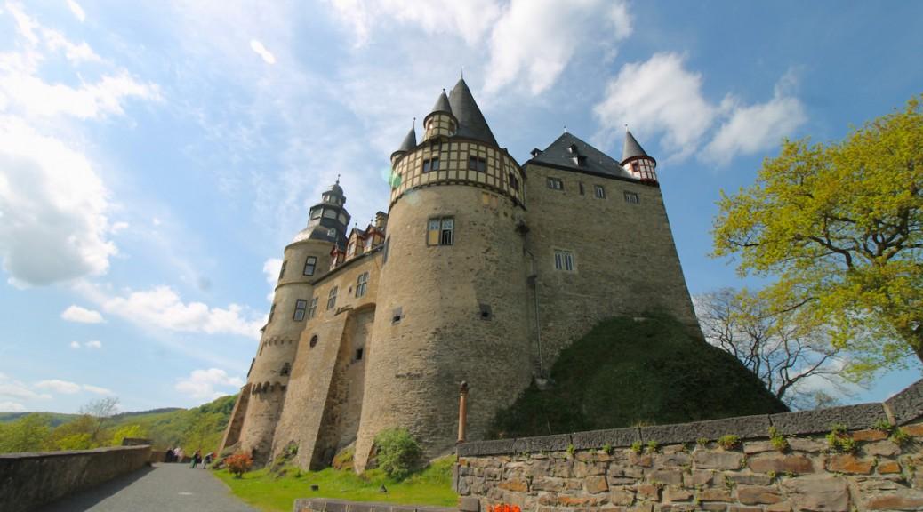 Schloss Buerresheim Mayen