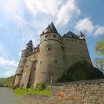 Schloss Bürresheim: Wo Indiana Jones seinen Dad befreite
