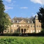 Stromberg dreht auf Schloss Garath