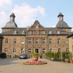 Schloss Hugenpoet: Freiherr von Fürstenberg übernahm das Ruder
