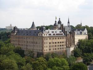 Das heutige Schloss Altenburg / Foto: Wikipedia / WikiABG / CC-BY-SA-2.5