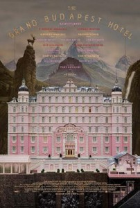 """The Grand Hotel Budapest"": Das Filmplakat / Bild:  Fox Searchlight Pictures"