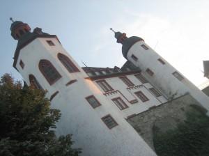 Die Alte Burg Koblenz wurde 1806 zur Blechwarenfabrik / Foto: Burgerbe.de