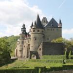Wo liegen die schönsten Burgen und Schlösser der Eifel?
