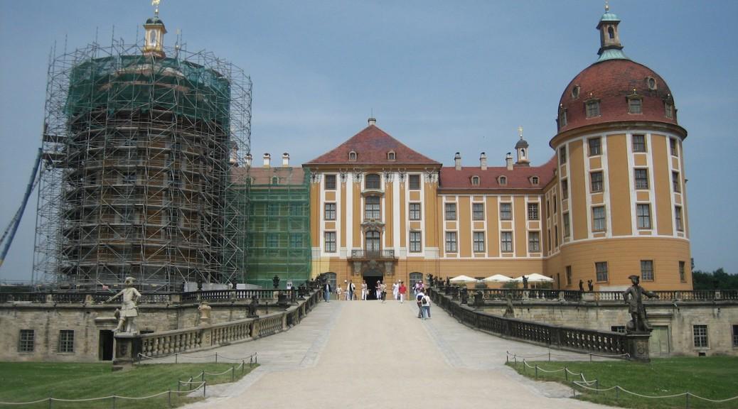 schloss moritzburg sanierung