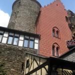 Turm und Wohngebäude der Schönburg