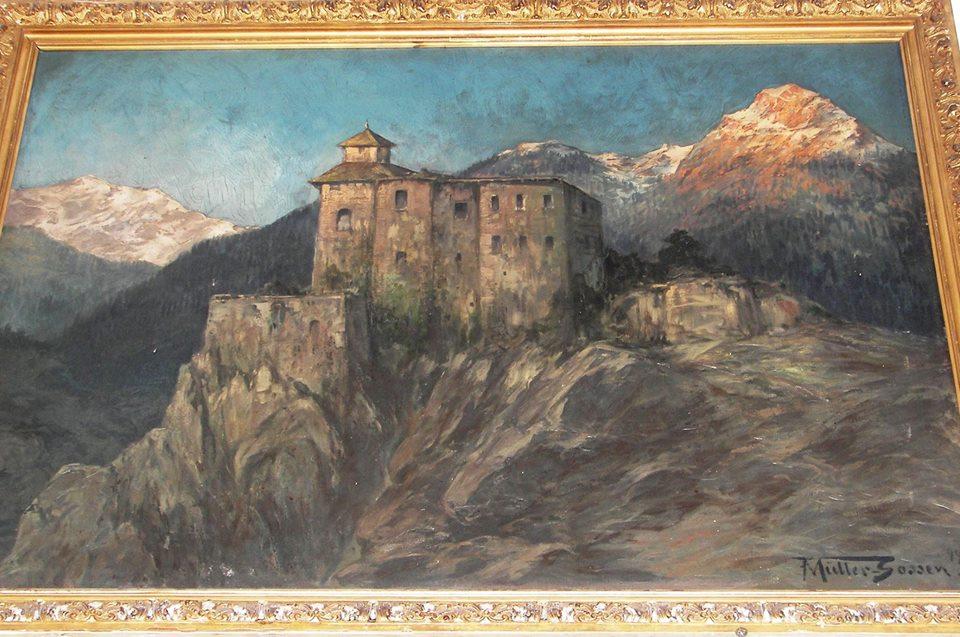 Der Name dieser Burg in Südtirol war gesucht...