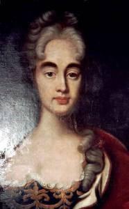 Anna Constantia von Cosel: Bild auf Burg Stolpen / gemeinfrei