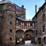 Burg Mylau in Handwerkerhand
