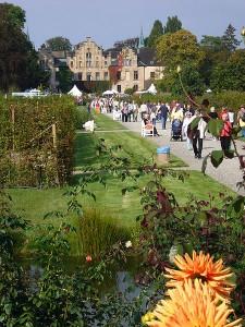 Schloss Ippenburg zieht Gartenfreunde an / Foto: Wikipedia / Imma Schmidt /