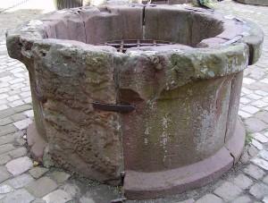 Der Brunnen, der Mark Twain faszinierte, auf der Burg Dilsburg / Foto: gemeinfrei