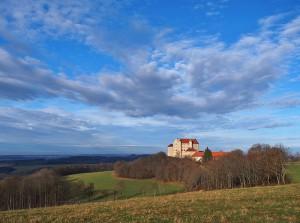 Schloss Kapfenburg, von Süden gesehen / Foto: Wikipedia/Kreuzschnabel/