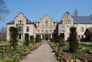 Schloss Ippenburg: Besitzer müssen keinen Schadenersatz nach Stolperunfall leisten / Foto: Wikipedia / Imma Schmidt /